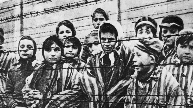 Nadjari managed to leave Auschwitz alive — most weren't so lucky. Picture: Alamy