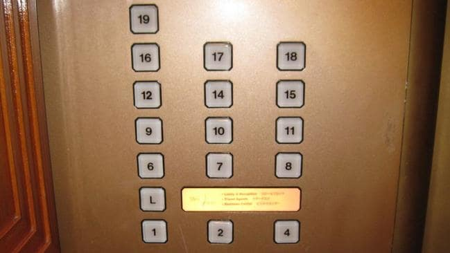 Travel superstitions weird things travellers around the for 13th floor superstition