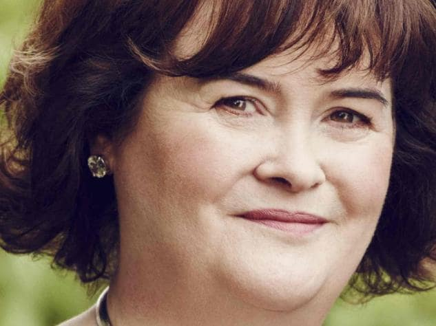 EMBARGOED TILL SUNDAY NOV 20 FOR SUNDAY PAPERS. Susan Boyle sings Madonna on new record. Picture: Supplied