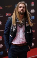 Kevin Parker arrives on the red carpet for the 31st Annual ARIA Awards 2017 at The Star on November 28, 2017 in Sydney, Australia. Picture: AAP