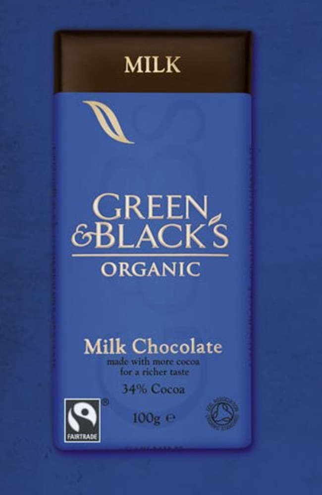 Green & Black's chocolate, owned by Cadbury, have always displayed their fair-trade credentials. A new bar drops the certification.