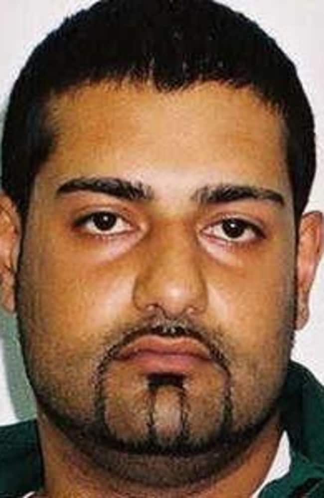 Mubarek Ali, 34, was one of seven men jailed after a 2013 police operation. Picture: The Sun