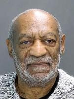 William H. Cosby poses for a mugshot photo during his arraignment December 30, 2015 in Elkins Park, Pennsylvania. Cosby was charged with Aggravated Indecent Assault. Bail was set at $1 million under the condition that he surrender his passport and have no contact with the victim. He was released.after posting $100,000 bail. (Photo by Montgomery County District Attorney's Office via Getty Images)