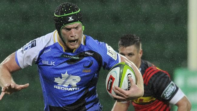 The Western Force are under pressure to survive.