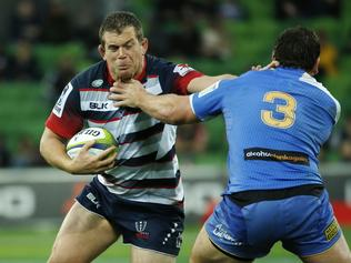 Melbourne Rebels v Western Force