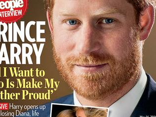 Prince Harry: 'When she died, there was a gaping hole'