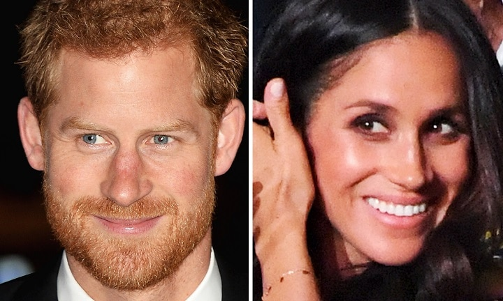All the facts about Harry & Meghan's engagement you didn't know