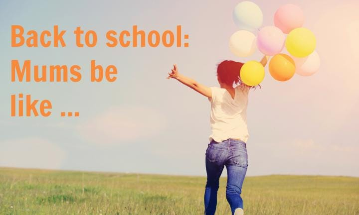 10 things mums love about going back to school