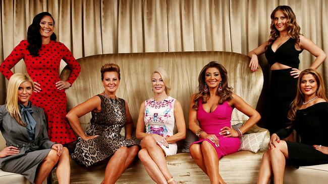 New drama ... is the Real Housewives franchise heading to Sydney or the Gold Coast? Sources say those two cities have been scoped out for a possible spin-off. Picture: Ian Currie