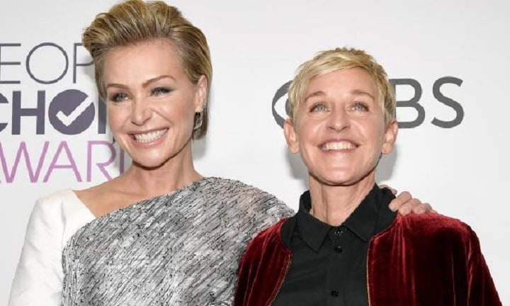 Ellen's touching message for Australians