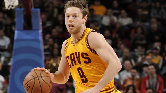 Dellavedova will be playing alongside LeBron James this season in the NBA.
