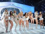 Victoria's Secret Fashion Show 2013: Angels walk the runway during the finale of the 2013 Victoria's Secret Fashion Show in New York. Picture: Getty