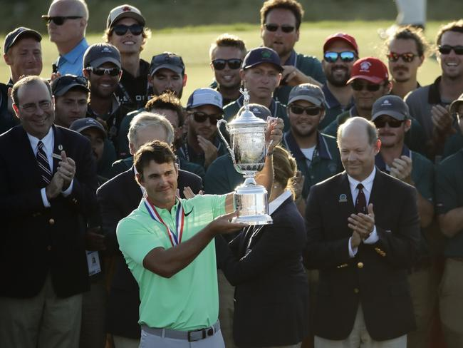 Brooks Koepka is the US Open champion.