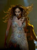 <p>Jennifer Lopez sizzles during a performance in Canada. Picture: Splash News</p>  <br />