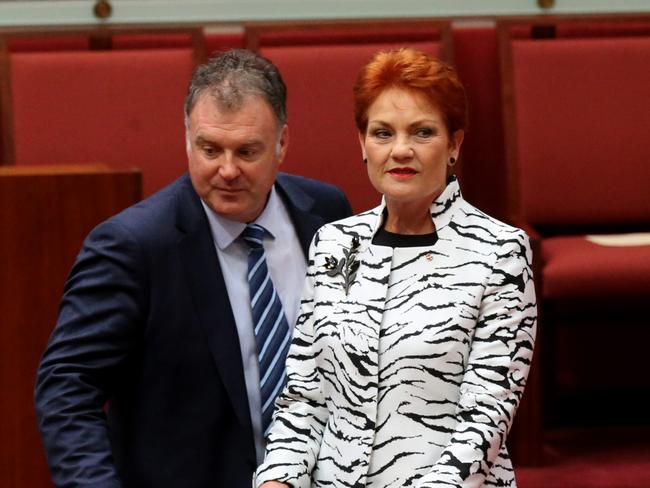 Rod Culleton's election will be referred to the High Court. Picture: Ray Strange