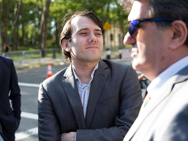 In tantrum-filled emails, Martin Shkreli panicked as his Ponzi scheme unravelled.