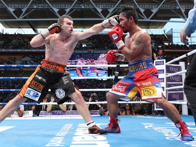 Jeff Horn was exceptional, but the US has a severe issue with the win.