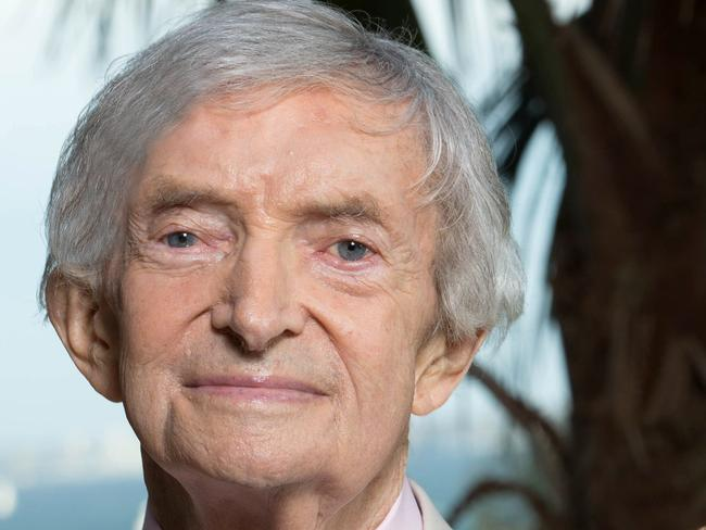 Richie Benaud has died aged 84. RIP. Picture: DAMIAN SHAW.com