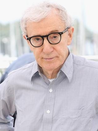 Woody Allen at Cannes in 2016 in Cannes. Picture: Getty