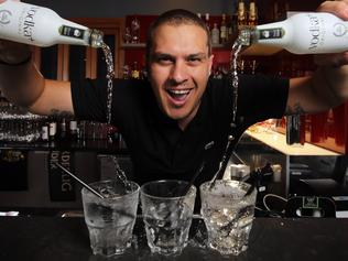 Makers of a Melbourne vodka brand ready to take on the Russians