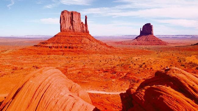 Monument Valley National Park.
