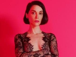 St Vincent - promo pic for Masseduction album. Annie Clark
