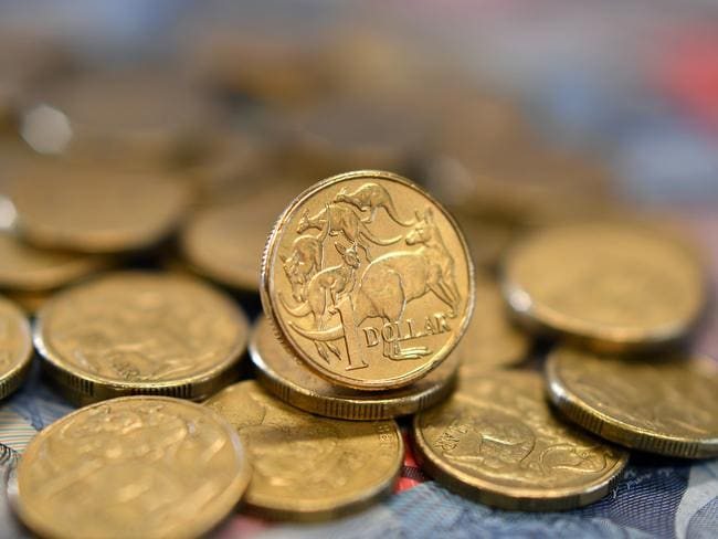 How a strong or weak AUD can impact you. Picture: AAP Image/Joel Carret