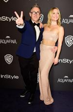 Alan Cumming and Kate Hudson attend InStyle and Warner Bros. 73rd Annual Golden Globe Awards Post-Party at The Beverly Hilton. Picture: Frazer Harrison/Getty Images