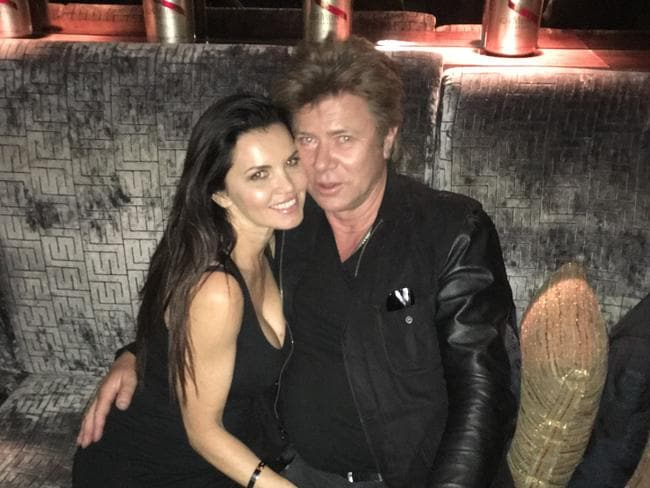 Suzi Taylor says she and Richard Wilkins has a steamy two-month relationship.