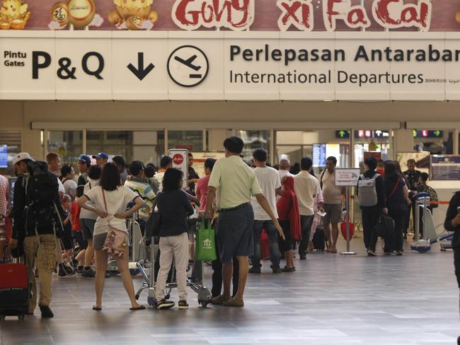 Sources said Kim Jong-nam was fatally poisoned at an airport in Kuala Lumpur, Malaysia. Picture: AP Photo/Daniel Chan