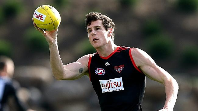 Jake Carlisle is due for a stint in defence.