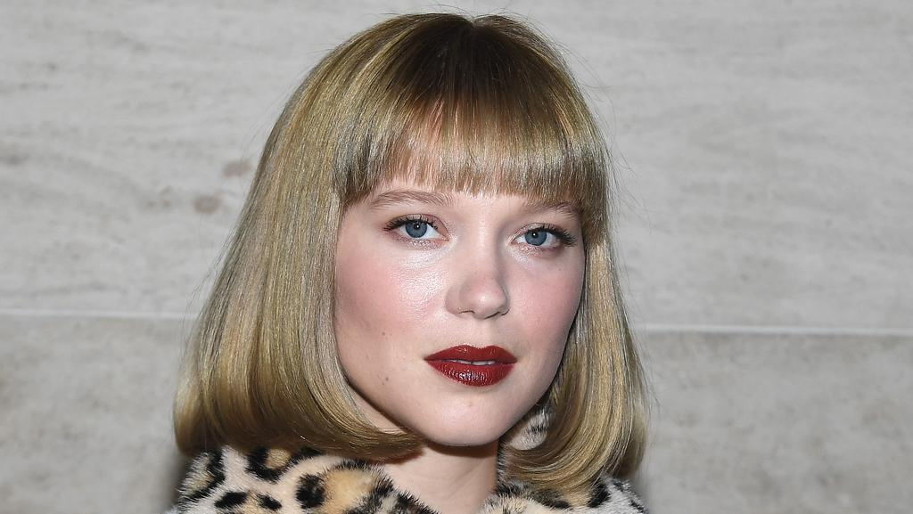 French actress Lea Seydoux is the latest star to go public with allegations about Harvey Weinstein. Picture: Getty