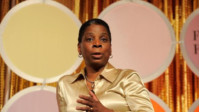 Ursula Burns worked her way up from intern to be the CEO of Xerox. Picture: Jemal Countess/Getty Images
