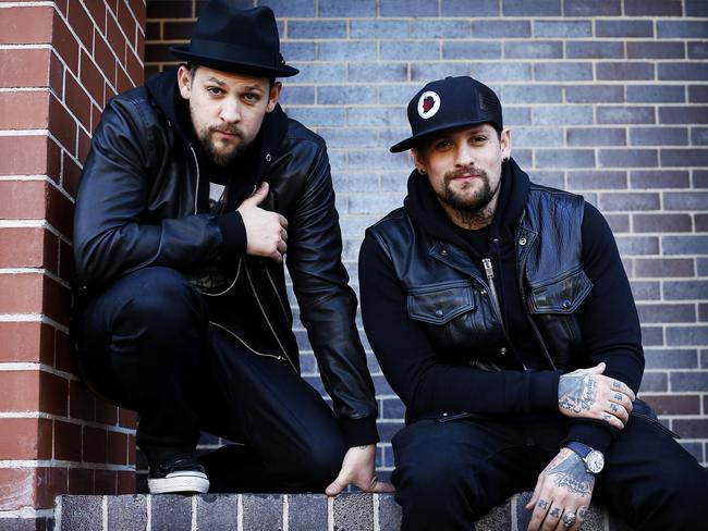 Joel and Benji Madden have a new identity and a new sound.