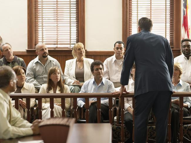 Jury members have to stay focused on the evidence — sometimes for many months.