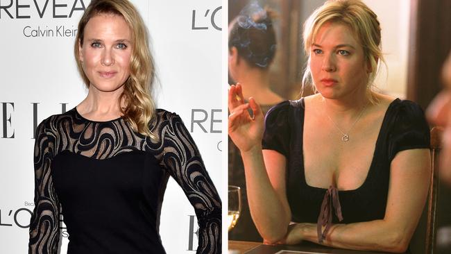 Renée Zellweger looked strikingly different on the red carpet in 2014.