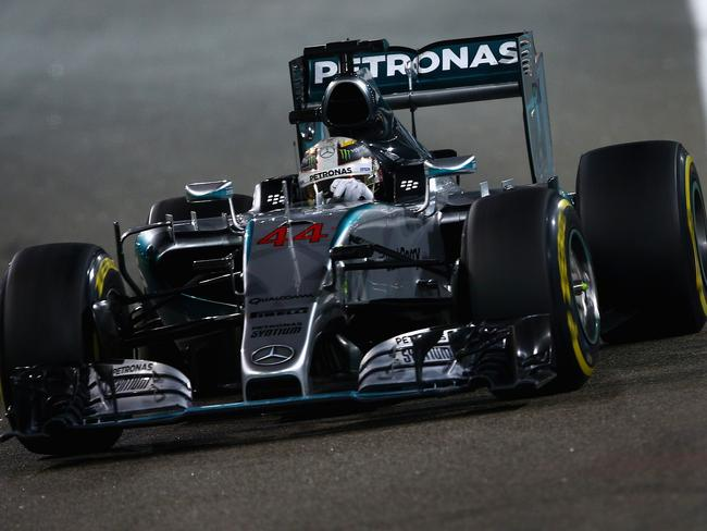 Mercedes' surprising F1 claim