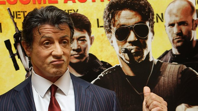 Sylvester Stallone has an IQ of 160 according to Mensa.