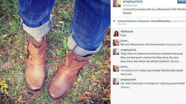#FALL: Lovely shoes and bonus points for featuring dry leaves on the ground.