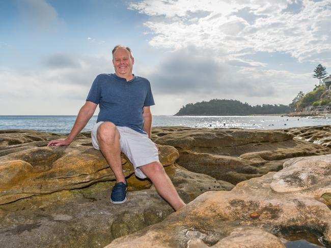 Peter Wheen, engineer and northern beaches resident.
