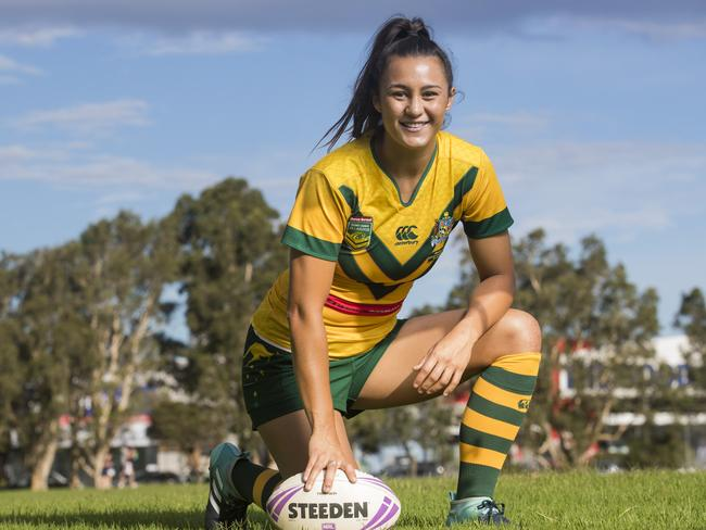 Corban McGregor will be among those drafted for the NRL women's competition.