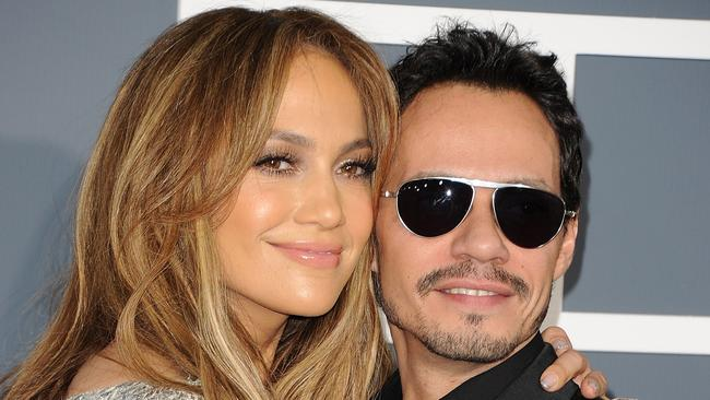 Marc Anthony filed for divorce from Jennifer Lopez citing irreconcilable differences.