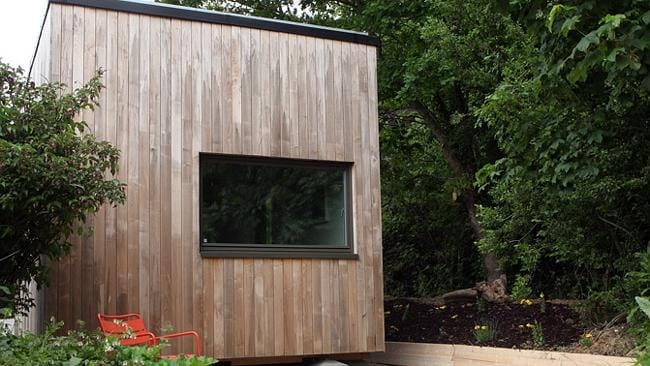 QB2 'cube house'. Picture Supplied.