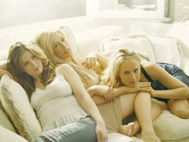 Chynna is a member of the band Wilson Phillips. Picture: Supplied