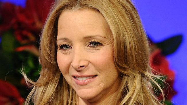 Ditzy Friends star Lisa Kudrow hasa science degree from the prestigious Vassar university.