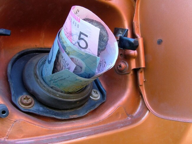 The rising cost of fuel is a common complain among Australians.