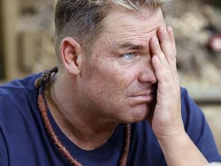 Warnie allowed to smoke in jungle