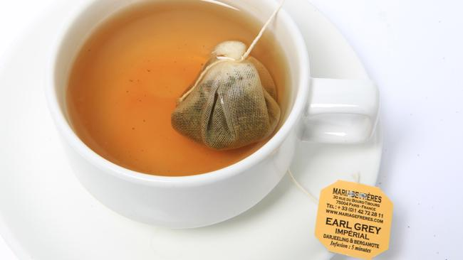 It's BYO tea bags in some companies. Picture: Bruce Long