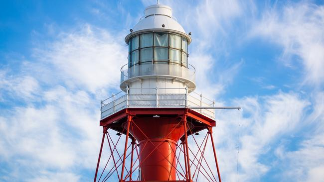 Port Adelaide's iconic lighthouse. Adelaide's western suburbs are known for their beaches and port, not to mention proximity to parks including Linear Park.