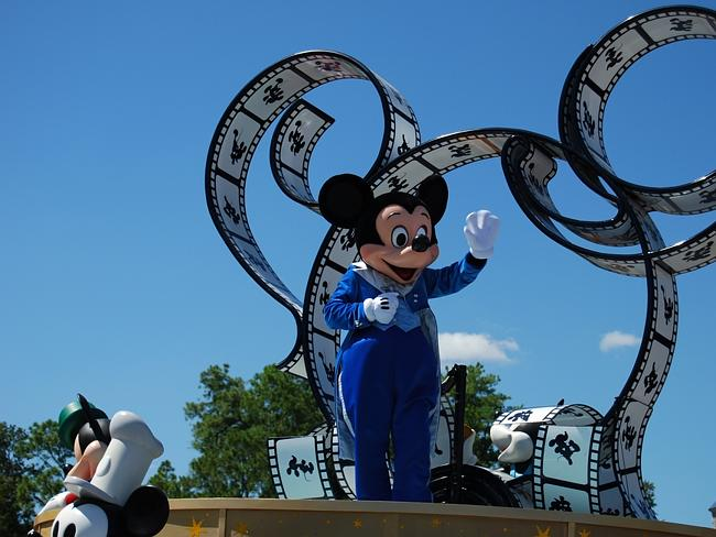 Hey Mickey. Picture: wadeuk